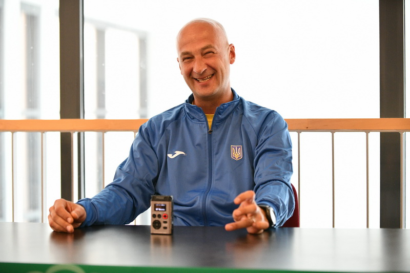 """Капитан сборной Украины: """"Последние два дня я полностью доволен и качеством игры, и отношением, и настроением"""""""